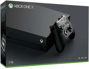 Console Microsoft Xbox One X - 1 To (Frontaliers Suisse)
