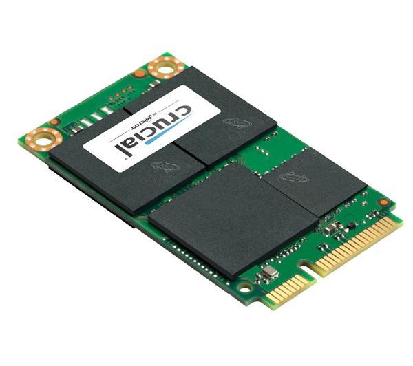 SSD mSATA Crucial M550 512 Go