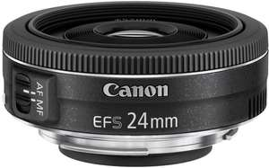 Objectif Canon EF-S 24mm f/2.8 STM (Frontaliers Suisse)
