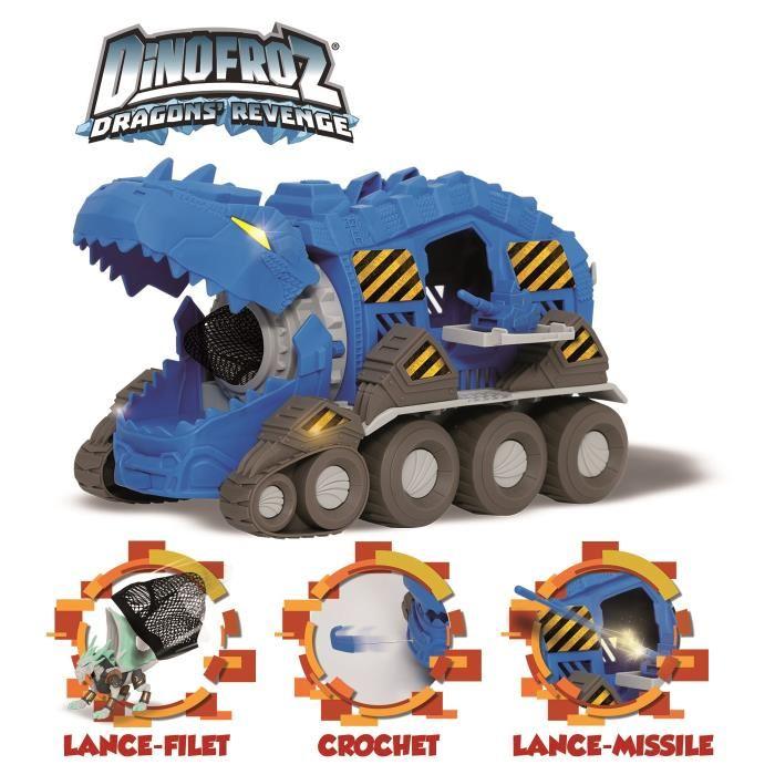 Jouet Dinofroz : Jurassic Truck
