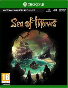 Précommande : Sea of Thieves Xbox One