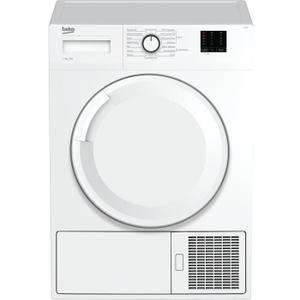Sèche linge BEKO CPLS0704W1 - 7 kg - Pompe à chaleur - A+