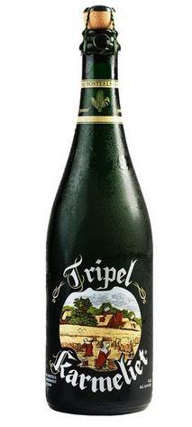 Pack de 3 bouteilles de Bières Tripel Karmeliet 75cl (3.2€ l'unité)