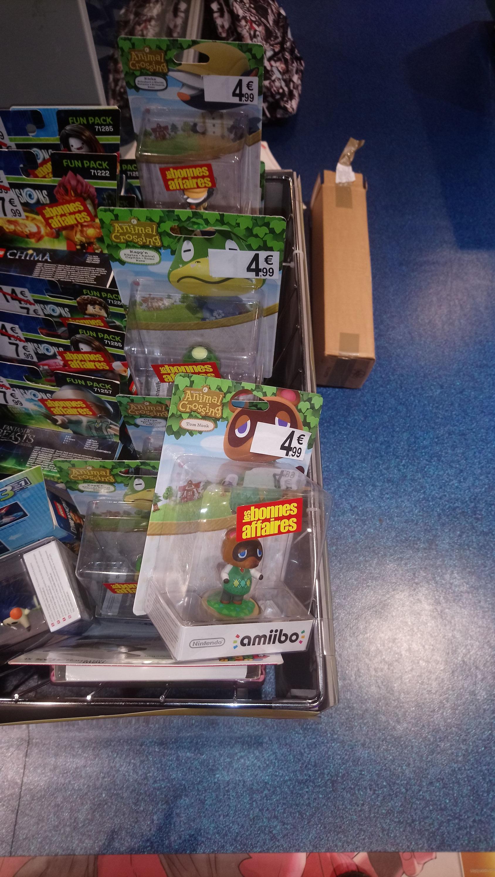 Figurine Nintendo Amiibo Animal Crossing - Micromania Purpan (31)