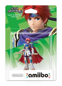 Figurine Nintendo Amiibo Super Smash Bros : Roy