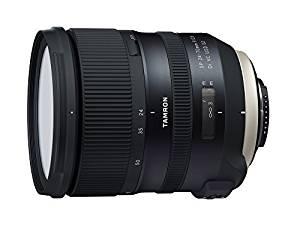Objectif Tamron SP 24-70 mm F/2.8 Di VC USD G2 pour Nikon et Canon