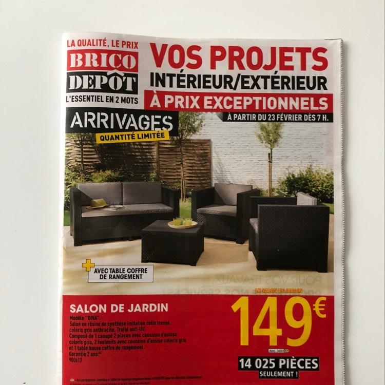salon de jardin diva en r sine de synth se. Black Bedroom Furniture Sets. Home Design Ideas