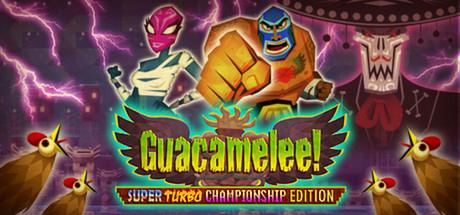 Guacamelee! Super Turbo Championship Edition sur (Dématérialisé)