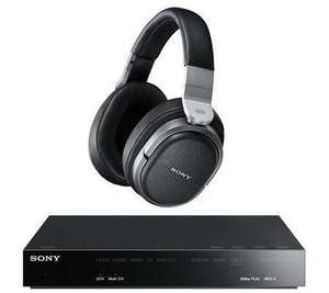 Casque Circum Aural sans fil Sony MDR-HW700DS - Surround 9.1