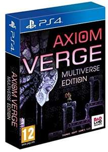 Axiom Verge: Multiverse Edition sur PS4