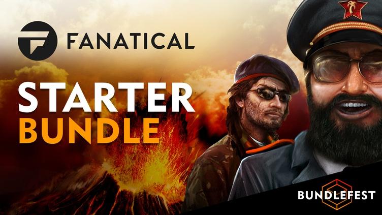 Fanatical Starter Bundle: 10 jeux sur PC dont Tropico 4 Collector's Bundle, Toren, Monster Slayers, Slain... sur PC (Dématérialisés- Steam)