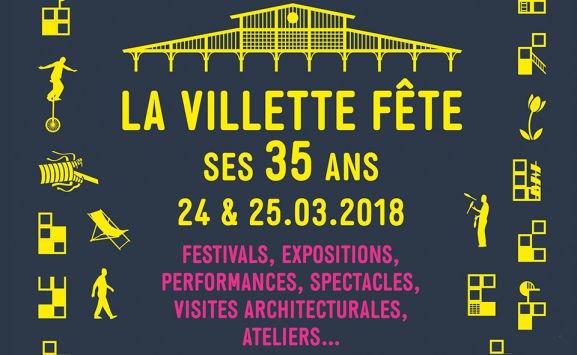 Activités gratuites à l'occasion des 35 ans de la Villette (Visites, ateliers, festivals, expositions, performances etc) - Paris (75)