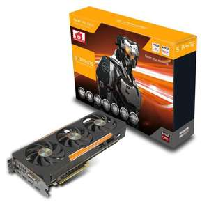 Carte graphique AMD Sapphire R9 390X PCI-E LITE - 8 Go (Reconditionné)