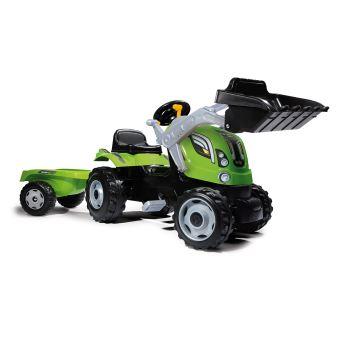 Tracteur Farmer Smoby avec pelle