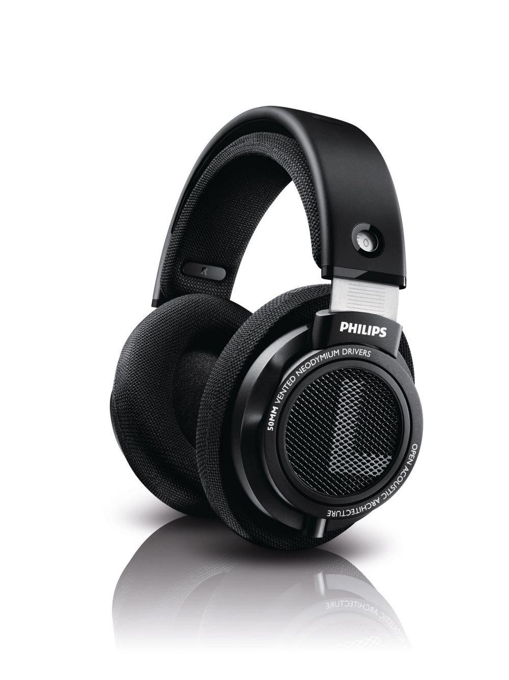 Casque audio filaire ouvert Philips SHP9500S à 80.56€ (vendeur tiers - frais de port et taxes inclues)