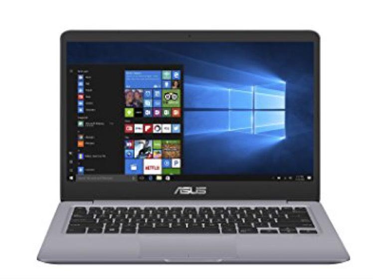 """PC Portable 14"""" Asus S410UN-EB038T - i7-8550U, 16 Go de Ram, 1 To + 128 Go SSD, GeForce MX150"""