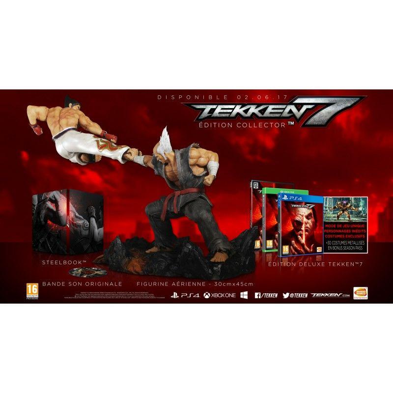 Tekken 7 Edition Collector sur PC