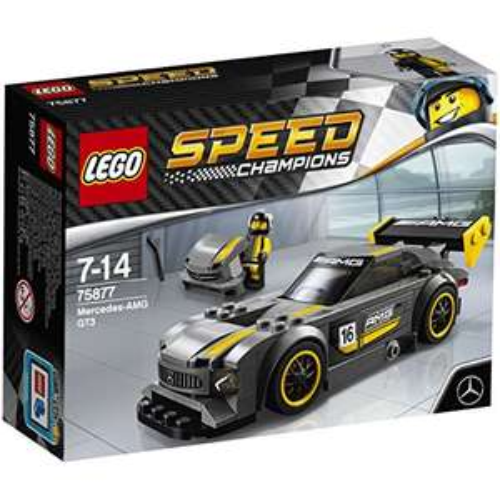 Jeu de Construction Lego Speed Champions  75877 - Mercedes-AMG GT3