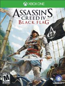 Assassin's Creed Black Flag sur Xbox One (Dématérialisé)
