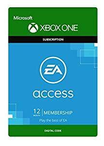 Abonnement d'1 an à EA Access sur Xbox One (Dématérialisé)