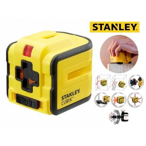 Niveau laser croix rouge automatique Cubix STHT1-77340 Stanley