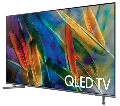 """TV 55"""" Samsung QE55Q6F - 4K UHD, QLED (via ODR de 200€)"""