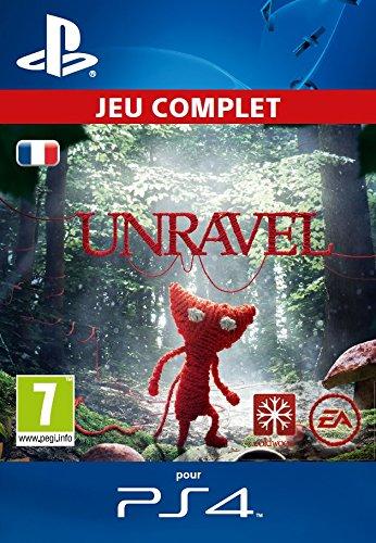 Unravel sur PS4 (dématérialisé)