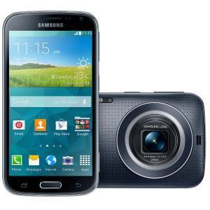 Smartphone Samsung Galaxy K Zoom - Noir