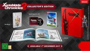 Jeu Xenoblade Chronicles 2 - Edition Collector sur Nintendo Switch (Frontaliers Belges)