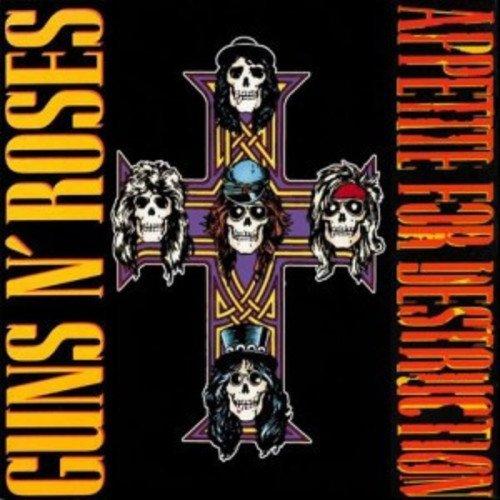 Vinyle Guns N' Roses - Appetite For Destruction