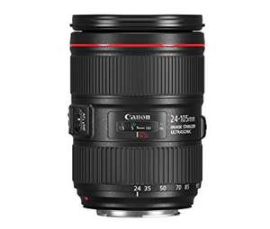 Objectif Photo Canon EF 24-105mm f/4L IS II USM