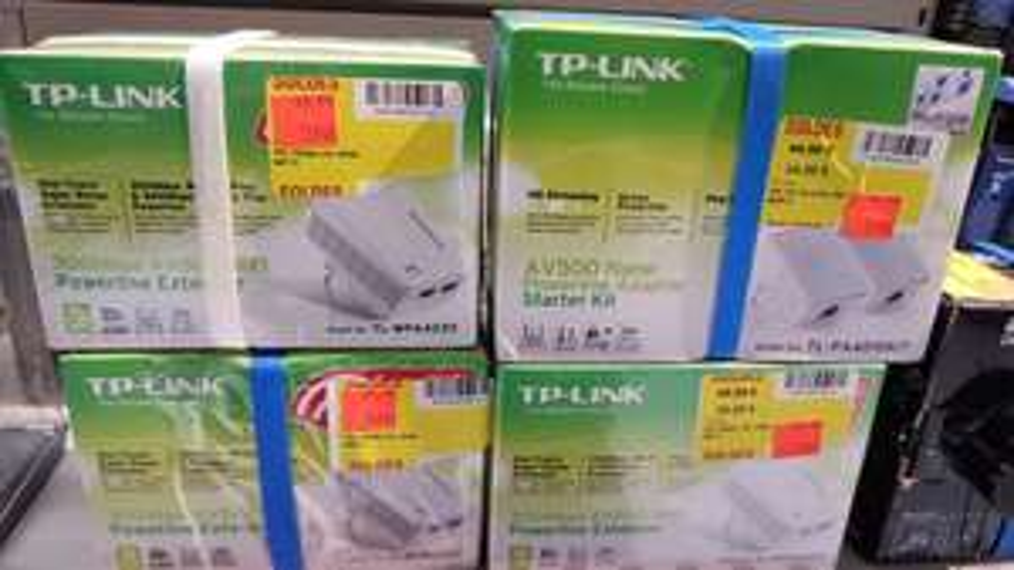 CPL TP Link TL-WPA4220 - Bercy (94)