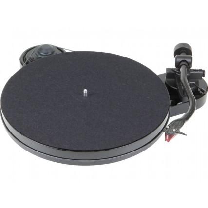 Platine Vinyle PROJECT RPM 1 Carbon Noir (Cellule Ortofon 2M RED)