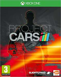 Project Cars sur Xbox One