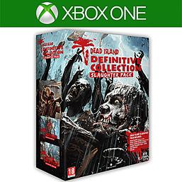 Dead Island Definitve Edition Collector Slaughter sur Xbox One et PS4