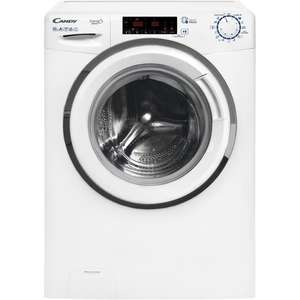 Lave linge frontal Candy HGS1310THQ1-S - 10kg, 1300 tours / min, A+++, Moteur induction