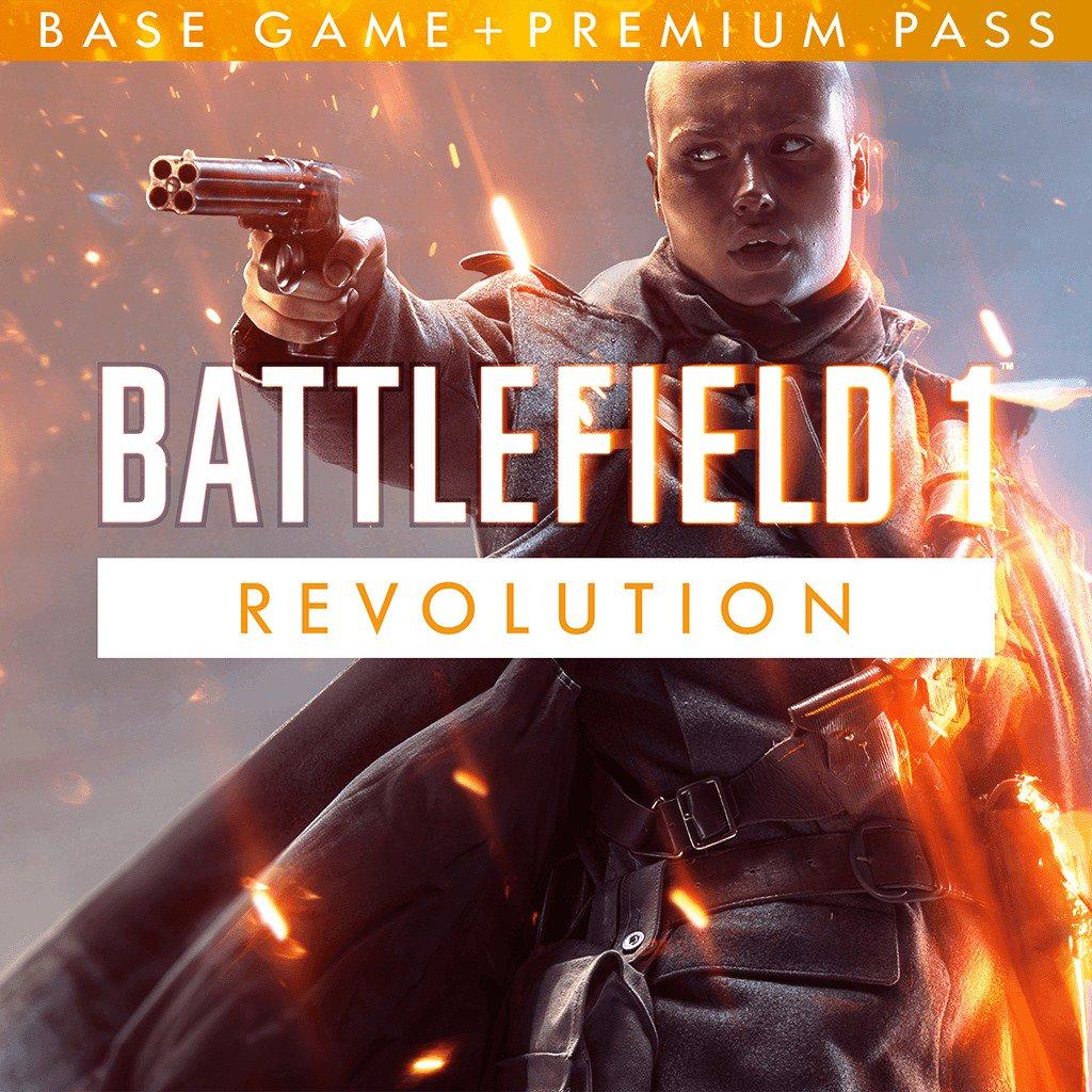 Sélection de jeux en promotion - Ex: Battlefield 1 Revolution : Le Jeu + Season Pass sur PC (Dématérialisé)