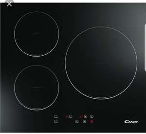 Plaque de cuisson induction Candy CI 630 C/1 - 3 zones
