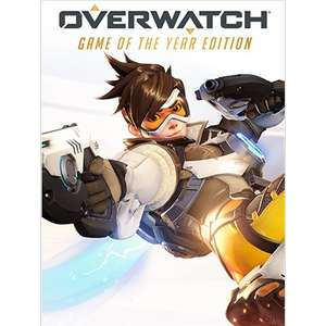 Jeu Overwatch sur Xbox One - Game of the Year Edition (Dématérialisé)