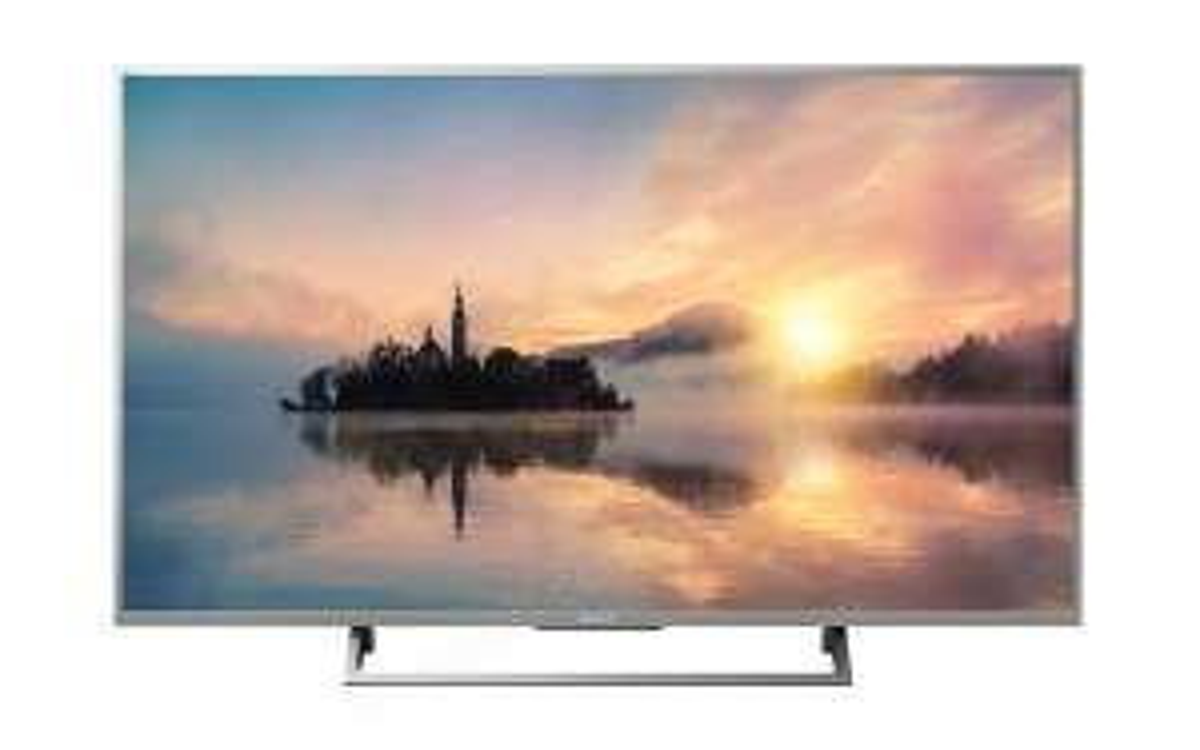 "TV 43"" Sony KD43XE7077 - LED, 4K UHD, HDR, Smart TV"