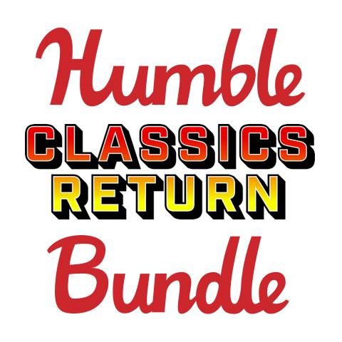Humble Classics Return Bundle : 4 jeux sur PC (Dématérialisés - Steam) à partir de 0.88€