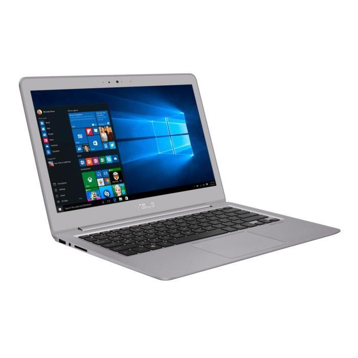 "PC Portable Asus UX330UA-FC205T 13,3"" FHD - 8Go de RAM - Core i7-7500U - Intel HD Graphics 620 - Stockage 256Go SSD, Windows 10"