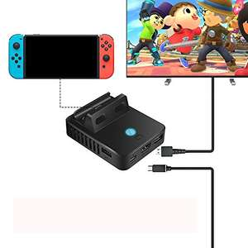 Dock supplémentaire ou de Remplacement pour Nintendo Switch (Vendeur tiers)