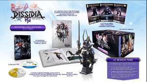 Dissidia Final Fantasy NT - Édition Collector Ultime sur PS4