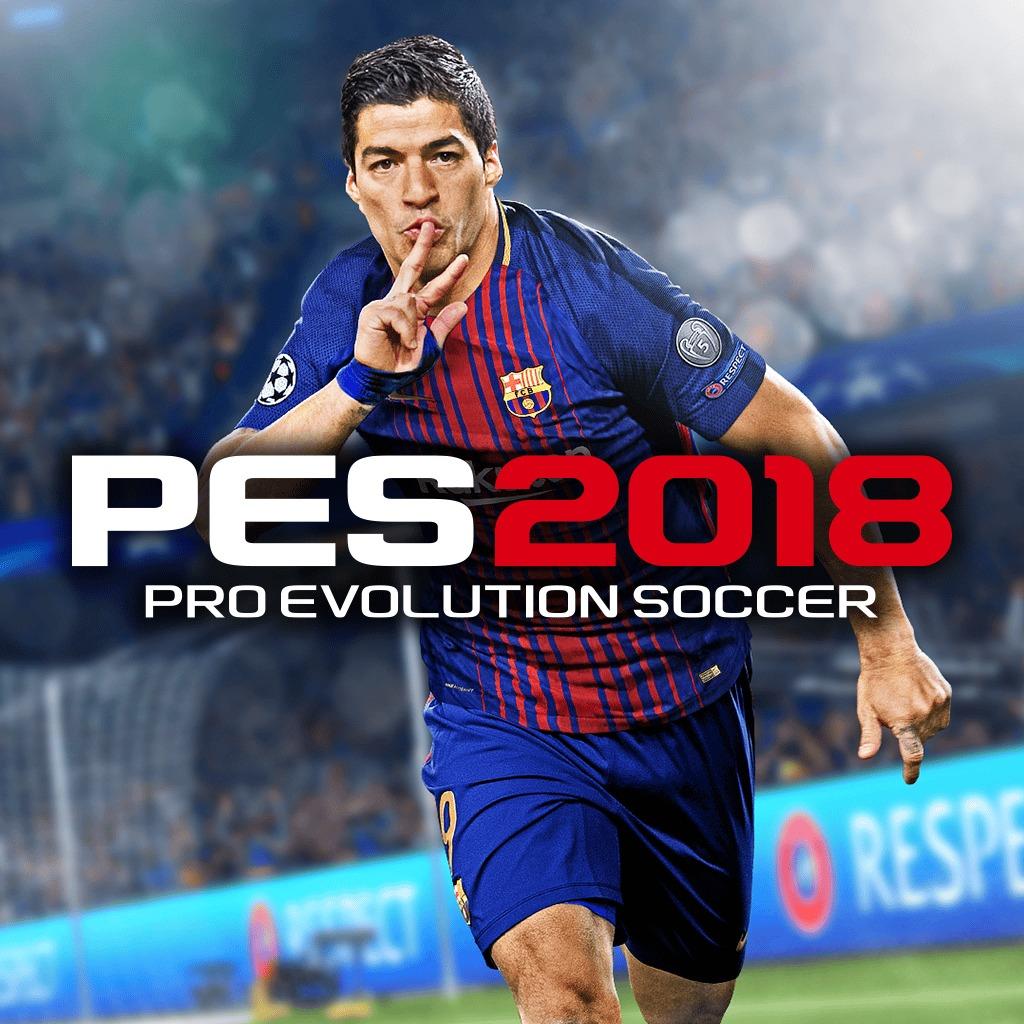 Jeu PES 2018 sur Xbox One (Dématérialisé)