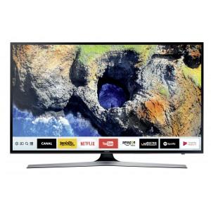 """Téléviseur 58"""" Samsung UE58MU6125KXXC - LED, 4K UHD (via 300€ de réduction immédiate sur présentation de la carte fidélité)"""