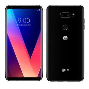 """Smartphone 6"""" LG V30+ - SnapDragon 835, 4 Go de RAM, 128 Go, noir"""