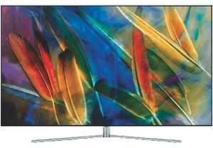 """TV 55"""" Samsung QE55Q7F - 4K UHD, HDR, smart TV chez Saturn (frontaliers Allemagne)"""