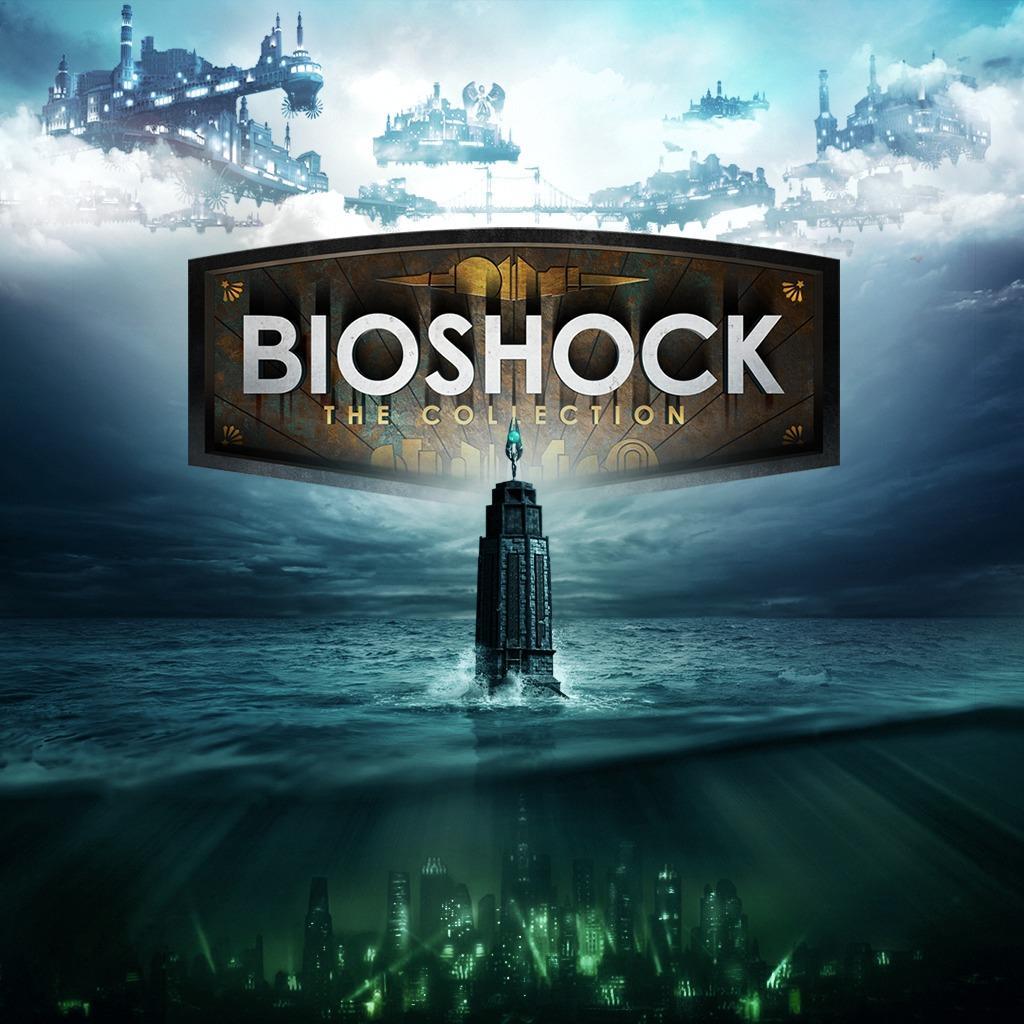 Bioshock The Collection : Bioshock 1 GOTY + Bioshock 2 GOTY + Bioshock Infinite GOTY sur PC (Dématérailisé - Steam)