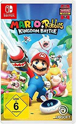 Sélection de Jeux en Promotion sur Nintendo Switch - Ex: Mario + The Lapins Crétins: Kingdom Battle